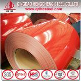 PPGI 코일 또는 색깔에 의하여 입힌 강철 코일은 또는 강철 코일을 Prepainted