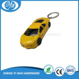 Mini carro colorido feito sob encomenda Keychains para a promoção