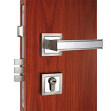 Einzelnes Cylinder Door Handle und Deadbolt Combination Lock Set