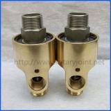 """空気真鍮のフランジ1/2の""""マルチ道HDのタイプ回転式接合箇所"""