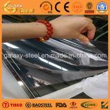 PVC Film di 316L 2b/Ba Stainless Steel Sheet