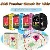 1.44inch 아이 (Y9)를 위한 다채로운 접촉 스크린 GPS 추적자 시계