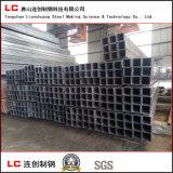 大きいOdの黒い正方形鋼管