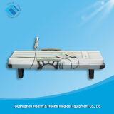 Lit thermique de massage de rouleau de jade de thérapie (CE certifié)