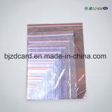 Saco plástico do empacotamento plástico do vácuo do alimento do saco do PE do melhor fornecedor de China para a carne