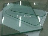vidrio endurecido invernaderos de cristal transparentes Tempered claros planos de 4m m