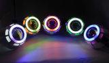 2.8inch conjuguent projecteur de phare CACHÉ par yeux d'ange