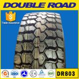 China-Import-setzt bester verkaufender schräger Reifen-heller LKW-Gummireifen-schwerer LKW-Gummireifen für Preis 900r20 825r16 fest