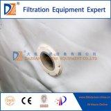 Machine van de Pers van de Membraanfilter van de Behandeling van het Water van Dazhang de Hand