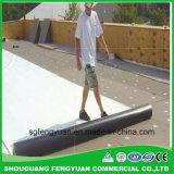 Anti membrane imperméable à l'eau de bitume modifiée de PVC de crevaison de fond par toiture