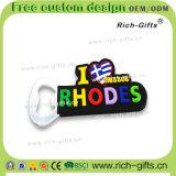 漫画(RC-OT)が付いているカスタマイズされた記念品の昇進のギフト3D PVC冷却装置磁石