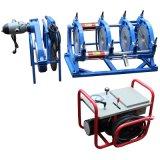 Soldadura de la pipa de la fusión/Plastic/HDPE del extremo Sud200/63 50/160/máquina hidráulicas de la articulación