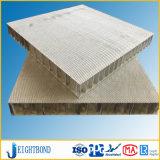 建築材のための石造りシートの合成物のためのFRPのガラス繊維の蜜蜂の巣のパネル