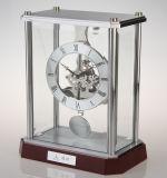 Ricordo e omaggi stabiliti di affari dell'orologio dell'orologio K3028p dello scrittorio del pendolo del regalo di scheletro del kit