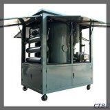 Máquina de filtração do petróleo do transformador do vácuo do único estágio