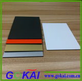 El panel compuesto de aluminio decorativo barato inferior del blanco 3m m PVDF para las paredes exteriores ACP