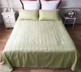 60-80% комплекты Pillowcase 3 простынь вышивки хлопка