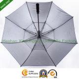 """"""" ombrello antivento di golf del baldacchino di doppio strato della vetroresina di qualità 60 (GOL-0030FDA)"""