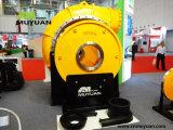 Pompe de dragage horizontale résistante abrasive élevée centrifuge