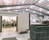 Armazém rápido Pre-Projetado da construção de aço da instalação