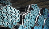 """tubo de acero 3PE en API 5L Psl1 GR. B X42, línea tubo en el diámetro 3 """" 4 """" 5 """""""