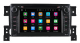 Écran tactile Hl-8164 pour l'iPod par radio grand de Bluetooth de WiFi de support de système du véhicule DVD de navigation de pouce GPS de Suzuki Vitara 7