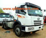 Camion resistente del trattore del camion 380HP della testa del trattore di FAW
