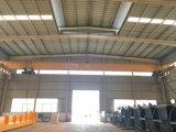5ton 10ton 15ton 20ton Single Girder Overhead Crane com elevador elétrico