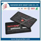 Cr80 estampé coloré Smart Card en plastique pour des affaires