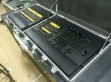 Grand Ma no PC Command Wing e Fader Wing Stage Light DMX Controller
