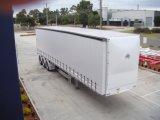 Del camion rigido del pallet rimorchio standard semi