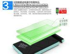 12000mAh impermeabilizan la batería dual de la energía solar del USB