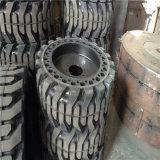 33*6*11, 10-16.5, neumático sólido de Skidsteer, neumático del lince