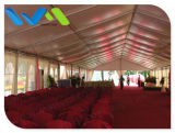 Saleのための100 Seater Decorate Outdoor White Wedding Tent