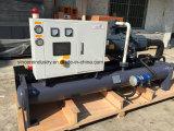 água industrial refrigerador de refrigeração do parafuso 60HP