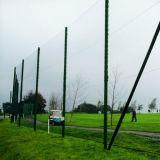 Сеть загородки гольфа сетки гольфа защищая для гольфа-клуба