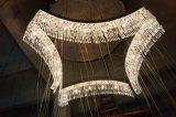 ホテルのプロジェクトの水晶大きいシャンデリアランプ(KA312)