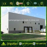 Almacén de acero modular prefabricado barato