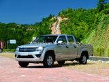 Rhd/LHD verbetert de Chinese Beste Dubbele Cabine van /Gasoline van de Benzine 4X2 (de Lange Doos van de Lading, Luxe)