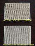 Placa de aquecimento catalítica de favo de mel de cerâmica infravermelha Cordierite
