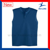 Jersey faits sur commande Unifroms de chemises du base-ball de base-ball de Mnes de sublimation