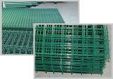 PVC строительных материалов покрыл гальванизированную сваренную панель ячеистой сети (zsel049)