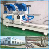 Алюминий UPVC Proifle и автомат для резки PVC
