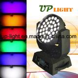 36X18W RGBWA UV zoom 6in1 LED de luz de escenario