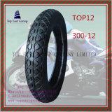 ISO-Nylon 6pr, lange Lebensdauer-Motorrad-Gummireifen 300-12