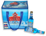 Bier-thermische kühleres Eis-Beutel-Wein-Eis Isolierisolierkühlvorrichtung