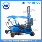 Leitschiene-hydraulischer Stapel-Fahrer, Stapel-Fahrer-Maschine