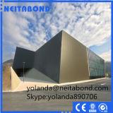 Panneau composé en aluminium pour la décoration intérieure et extérieure