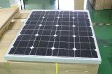 Mono панель солнечных батарей 40W для поручать батарею 12V