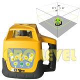 Niveau rotatoire de Automatique-Mise à niveau vert de laser (SRE-203G)
